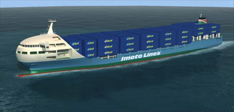 News 177 : New Order For Coastal Container Carrier