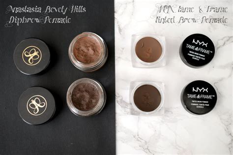 NYX Tame&Frame is a dupe for Anastasia Bevely Hills