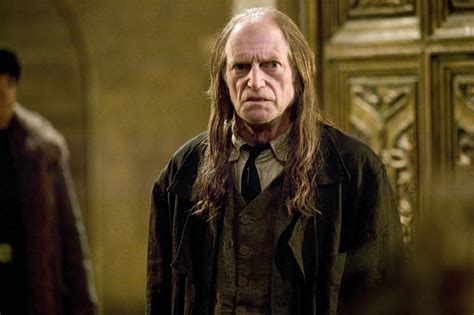 Behind the scenes: Argus Filch - Pottermore