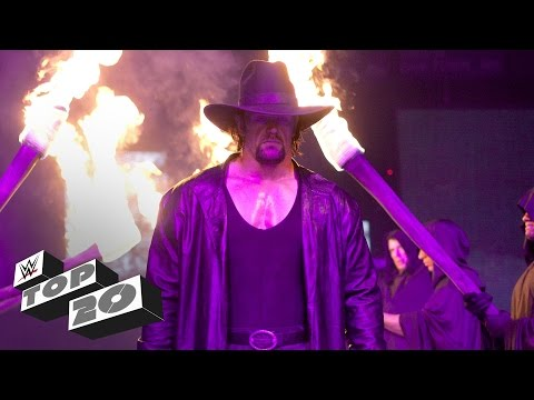 Amazing Or Funny: Rare (Unseen) Images of Undertaker (WWE