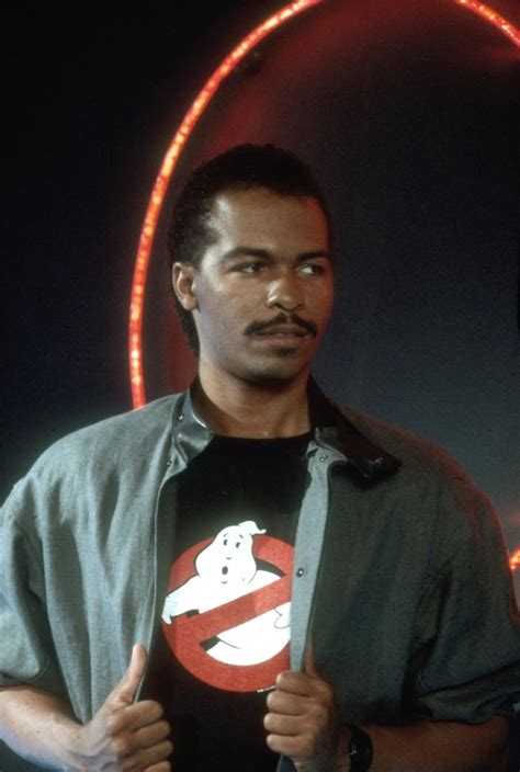 Who you gonna call? Ray Parker Jr