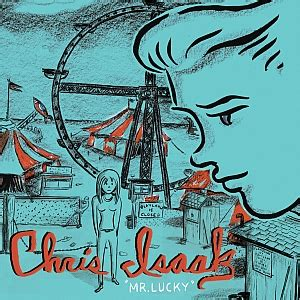 Chris Isaak - Mr Lucky | Channel24