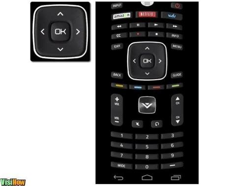 How To Control A VIZIO TV With Your Smartphone Remote