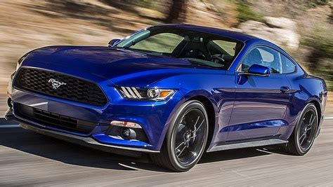 Ford Mustang - autobild