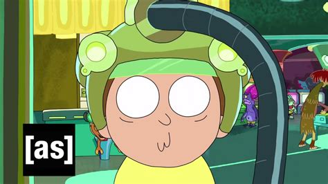 Possible 'Rick And Morty' 'VR Thing' Brings Us Closer To