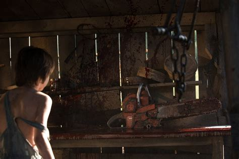 Leatherface - Blood Flies in Official Image Gallery