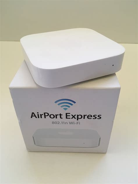 FS: Apple Airport Express A1392 - Classifieds - 2-Channel