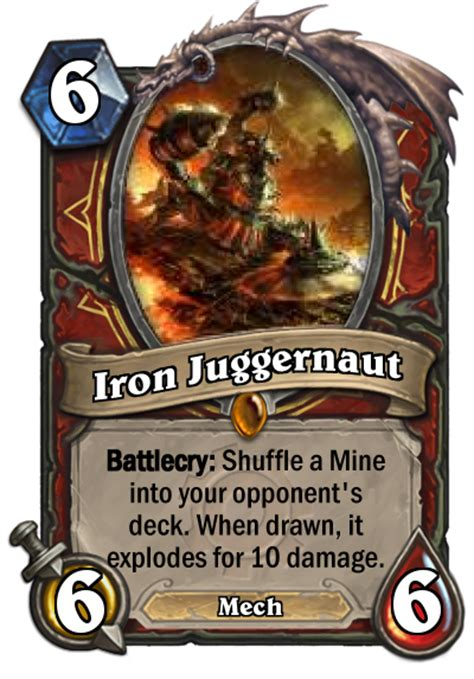 4 Legendary GvG Cards - Warrior, Mage, Rogue, Priest