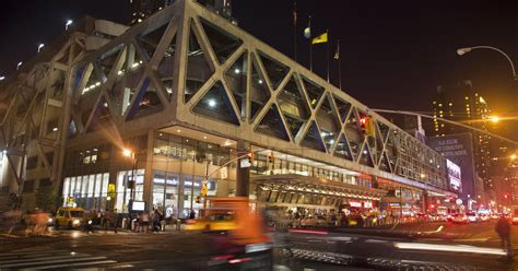 NYC's Port Authority Bus Terminal to be replaced
