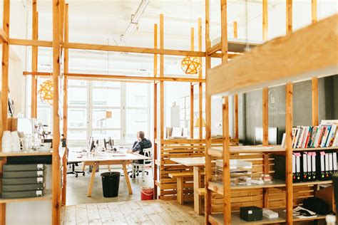 A Tour of betahaus' Super Cool Coworking Space in Berlin