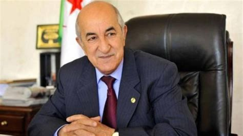 ANF | Tebboune is Algeria's new president but is rejected