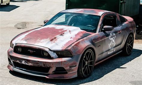 Ford Mustang GT: Hobby-Tuning im Ratten-Look | autozeitung