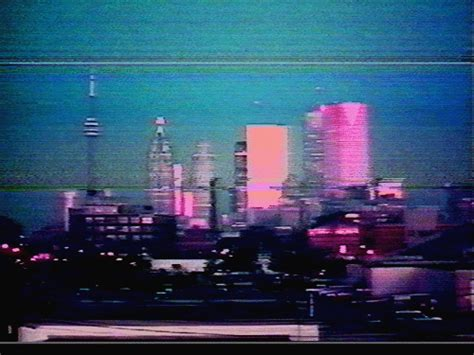Vaporwave is the only music that fits the feeling