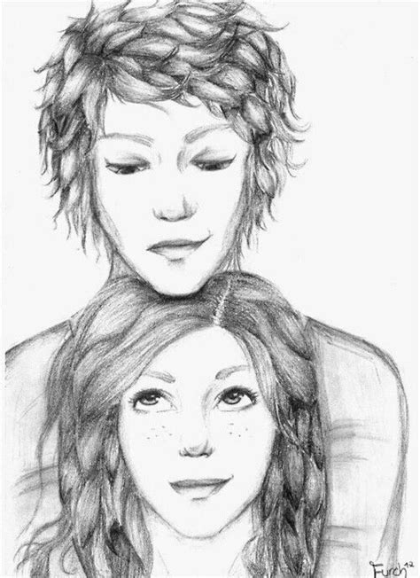 Jace and Clary - Shadowhunters the mortal instruments