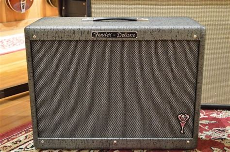 Fender Hot Rod Deluxe 1x12 Extension Cabinet George Benson