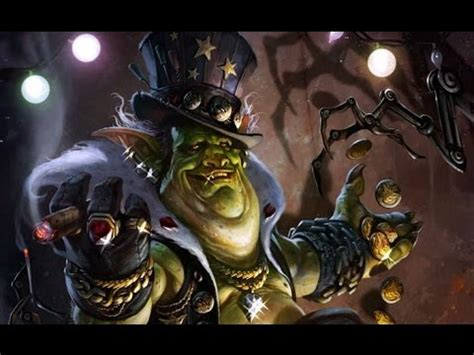 The Story of Trade Prince Gallywix [Hearthstone Lore