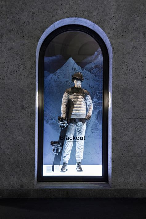 Moncler Teams up With Photographer Dan Holdsworth
