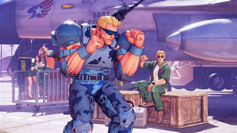 Street Fighter 5: Arcade Edition - TFG Preview / Art Gallery