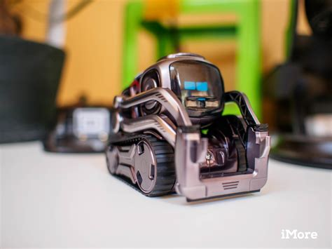 Anki Cozmo is getting a big app update, new color options