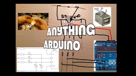 Arduino UNO as a USB keyboard (HID device) [Anything
