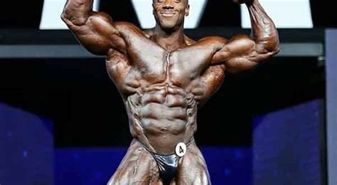 Shawn Rhoden Wins Mr Olympia 2018 - Full Results and