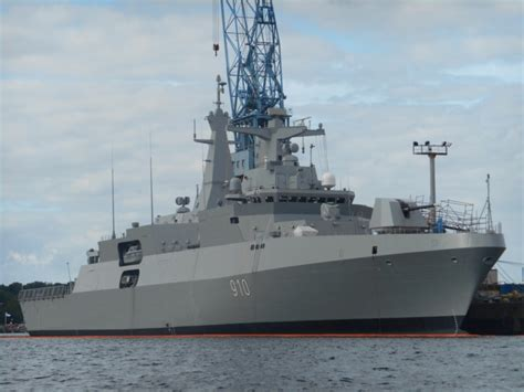 Germany Approves Sale of MEKO A200 Frigates to Egypt