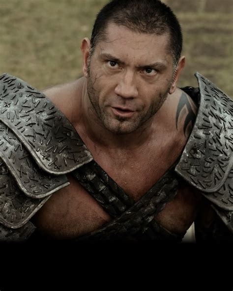Dave Bautista Reportedly Cast as The Kurgan In HIGHLANDER