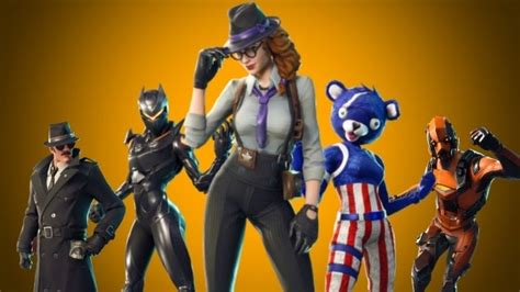 Fortnite Cosmetic Items Leaked; Outfits, Gliders, and Tons