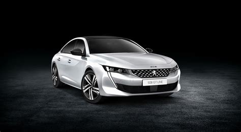 2019 Peugeot 508: All-new French mid-sizer officially