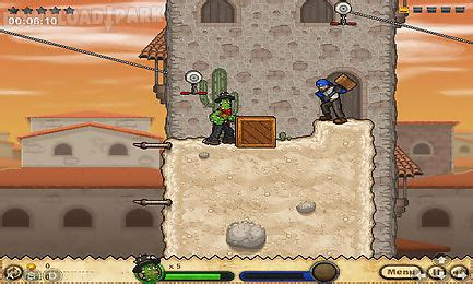 Cactus mccoy 2 Android Game free download in Apk