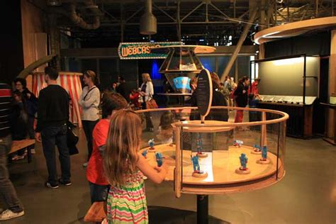 Hands-on Science Fun and Education at the Exploratorium in