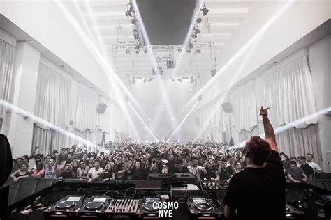 Cosmo NYE Rome 2019/20 Tickets Lineup   31 December   Rome
