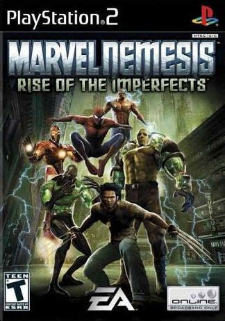 Marvel Nemesis: Rise of the Imperfects - PlayStation 2 - IGN