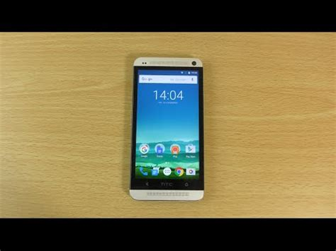 HTC One M7 Android 6