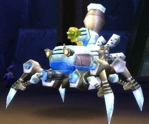 Mechano-tank - Wowpedia - Your wiki guide to the World of