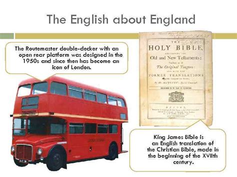 HETERO- AND AUTOSTEREOTYPES ON THE EXAMPLE OF ENGLAND