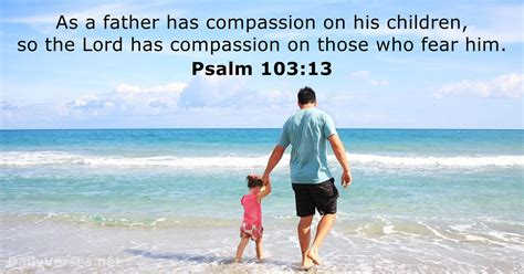 51 Bible Verses about the Father - DailyVerses