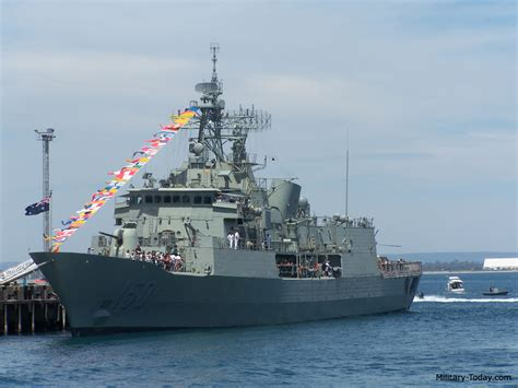 Anzac class Guided missile frigate