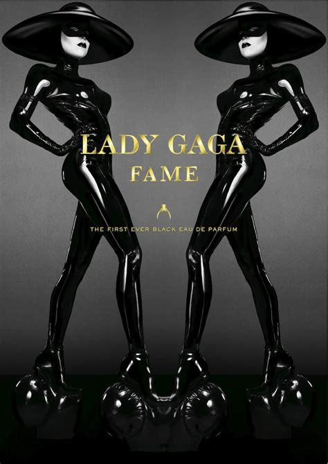 Celebrities, Movies and Games: Lady Gaga Fame Perfume