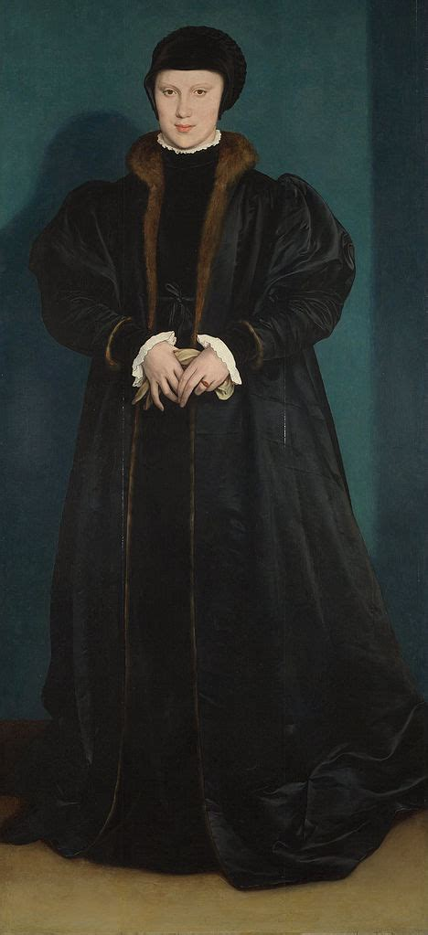 File:Hans the Younger Holbein - Christina of Denmark