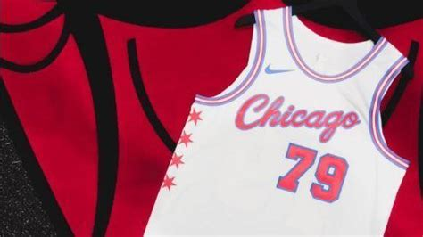 Bulls weave Chicago flag into theme of alternate jersey