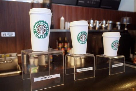 Slideshow: 'Dumb Starbucks' mystery: Who's behind the faux