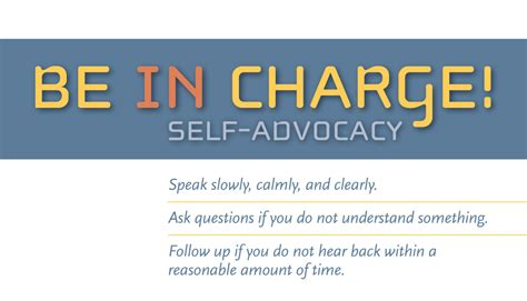 Habit #1: Be Proactive (and Self-Advocate!) - The Enrichery