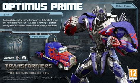 Transformers: Rise of the Dark Spark Features Three