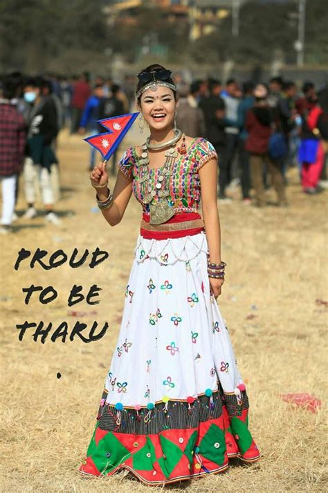 Proud to be Tharu
