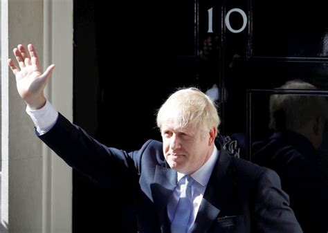 Boris Johnson takes charge as UK PM with 'no ifs or buts