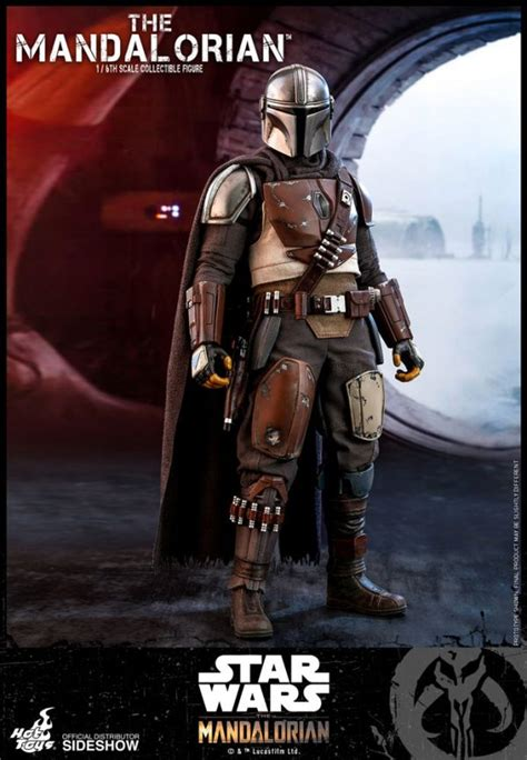The Mandalorian joins Hot Toys' Star Wars Masterpiece Series
