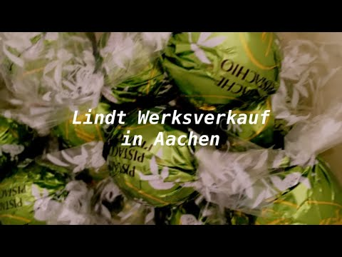 The Lindt Chocolate Factory - YouTube