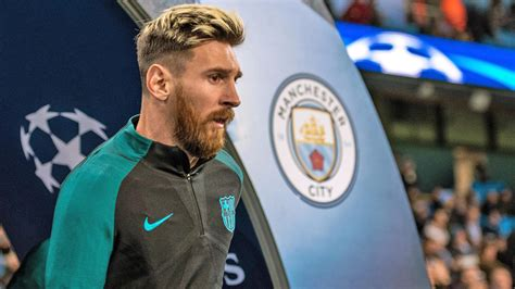 Lionel Messi transfer: Manchester City believe they have