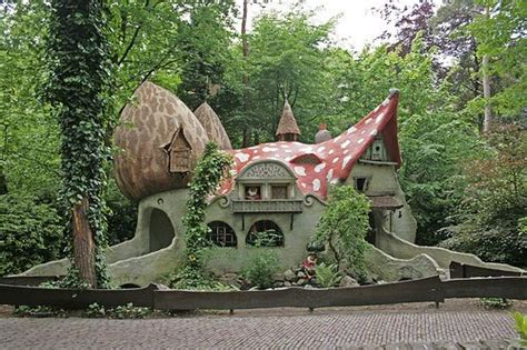 45 Fairy Tale Houses in Real World ~ Damn Cool Pictures